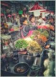 Myeong Dong Market Royaltyfria Bilder
