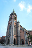 Myeongdong Cathedral Stock Photos