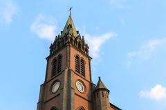 Myeongdong Cathedral Stock Photography
