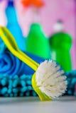 Myjący, czyści pojęcie Obrazy Stock