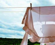 Myjąca koszula Fotografia Stock
