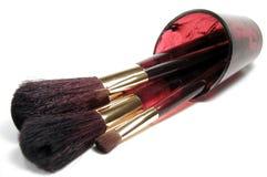 myje makijaż Zdjęcie Royalty Free