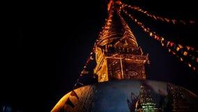 Myjestic swayambhu obraz stock