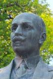Mykhailo Kotsiubynsky Ukraiński pisarz i dramatopisarz obrazy stock