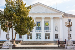 Mykolaivka,顿涅茨克州,乌克兰 15 03 2016年 库存图片