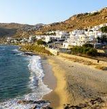 Mykonos海岛 库存图片