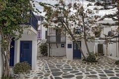 mykonos της Ελλάδας Στοκ Εικόνες