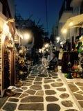 Mykonos стоковое фото