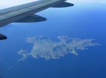 mykonos острова Стоковое Изображение RF