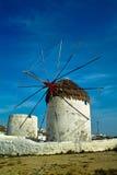 mykonos Στοκ φωτογραφία με δικαίωμα ελεύθερης χρήσης