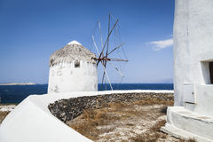 Mykonos Греция Стоковое фото RF