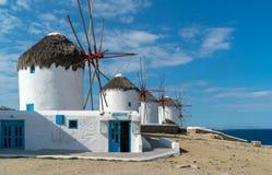 Mykonos photos libres de droits