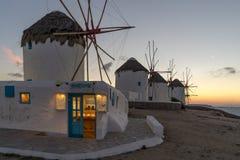 Mykonos Royaltyfri Foto