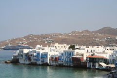 Mykonos. Stock Photo