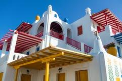 Mykonos Foto de archivo libre de regalías