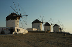 Mykonos Fotografia Stock