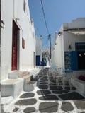 Mykonos стоковая фотография rf