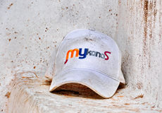 Mykonos cap Royalty Free Stock Images