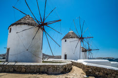 Mykonos, Cyclades Islands, Greece stock photo