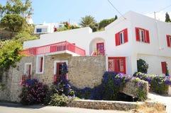 Mykonos, Grécia Fotografia de Stock Royalty Free