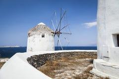 Mykonos Grecia Fotografia Stock Libera da Diritti