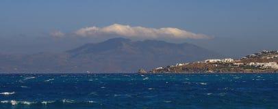 Mykonos/Grecia Foto de archivo libre de regalías