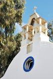 Mykonos grecs d'île Images stock