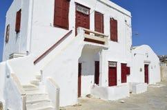 Mykonos, Greece Stock Photo