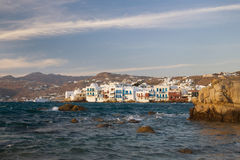 Mykonos, Greece Stock Photo