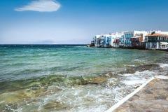 Mykonos Greece Royalty Free Stock Photos