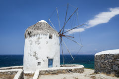 Mykonos Greece Royalty Free Stock Images