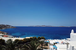 Mykonos, Greece Stock Image