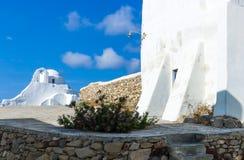 Mykonos Stock Image