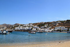Mykonos, Greece Royalty Free Stock Photography