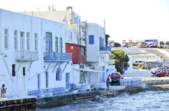 Mykonos, Greece Royalty Free Stock Images