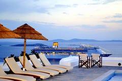Mykonos, Greece. Royalty Free Stock Photos
