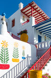 Mykonos Stock Photography