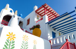 Mykonos Royalty Free Stock Photos