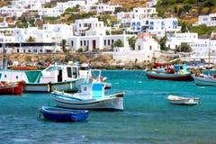 Mykonos - Greece Stock Photography