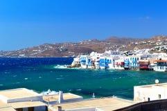 Mykonos, Greece Stock Images
