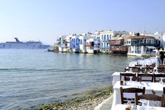 Mykonos, Greece. Royalty Free Stock Photography