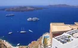Mykonos/Grekland Royaltyfria Foton