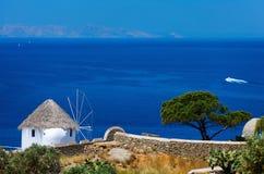 Mykonos Insel lizenzfreies stockfoto