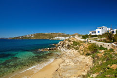 Mykonos island. Stock Image