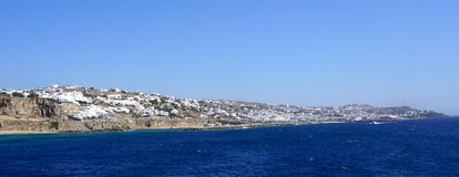 Mykonos island Stock Photos