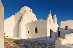 Mykonos island. Royalty Free Stock Photo