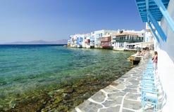 Mykonos island, Cyclades, Greece Royalty Free Stock Images