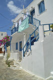 Mykonos island greece Stock Photo