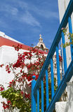Mykonos island in Greece Stock Photography