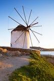 Mykonos island. Royalty Free Stock Images